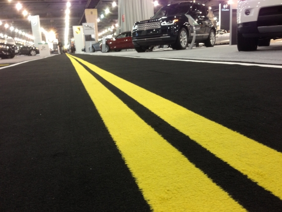 IN THIS ISSUE Philadelphia Auto Show Spring Open House - Car show carpet